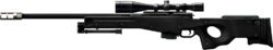 L96A1 Black-Magnum High Resolution