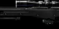L96A1 Black-Magnum
