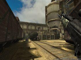 INSAS Rifle Reload