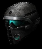 Reinforced Force Warrior Helmet