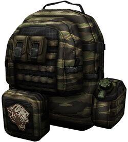 Elite Backpack Fanart