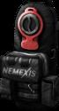 Nemexis modular backpack