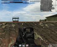 M417 combat 1st person