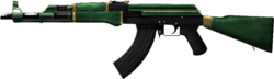 AK-47 First Green