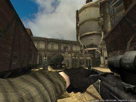 INSAS Rifle Close Reload