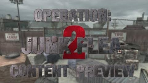 Combat Arms -- Operation Junk Flea 2 Content Preview