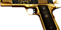 M1911 Knight's Gold
