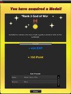 Rank 3 God of War