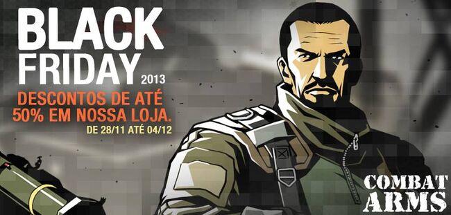 Black Friday Brazil2013