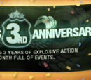 Combat Arms' 3rd Anniversary