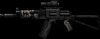 AK-74U Veteran High Resolution