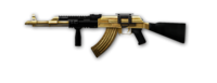 AK-103 Gold-Plated High Resolution