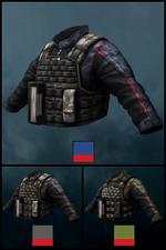 NEMEXIS Balanced Vest Overview