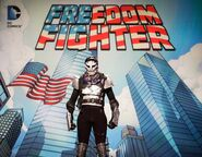 Face-off freedom fighter