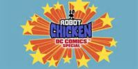 DC COMICS: Robot Chicken