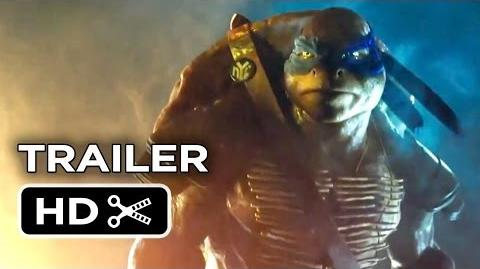 Teenage Mutant Ninja Turtles Official Trailer 1 (2014) - Megan Fox, Will Arnett Movie HD