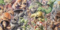 MARVEL COMICS: Monsters Unleashed in the media