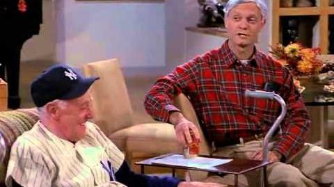 Frasier Season 9 E06 Room Full Of Heroes