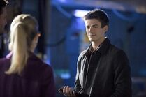 Barry allen on Arrow (2)