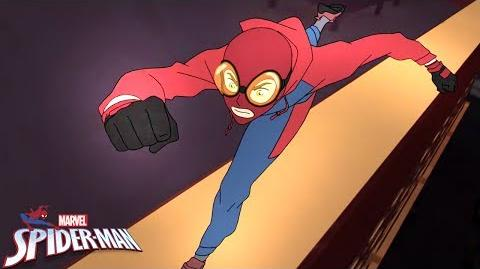 Series Teaser Marvel's Spider-Man Disney XD