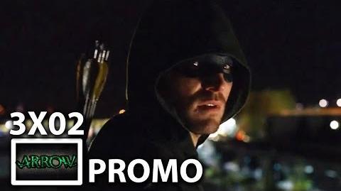 """""""Arrow"""" 3x02 """"Sara"""" Promo"""