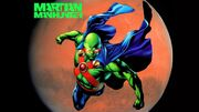 Martian-man