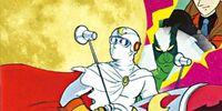 MARVEL COMICS: Marvel Knights (Moon Knight anime)