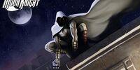 MARVEL COMICS: Marvel Knights (Moon Knight tv series)