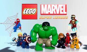 LEGO MARVEL SUPER HEROES MAXIUM OVERLOAD