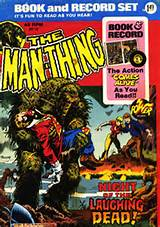 POWER RECORD MAN-THING