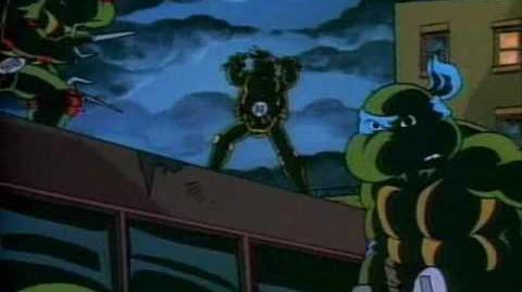 TMNT 1987 Animated Series intro