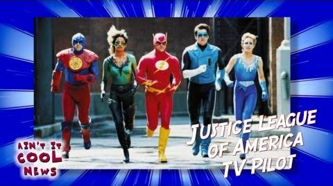 Justice League of America Pilot Review