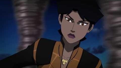 VIXEN Season 2 Sneak Peek Highlight Reel Comic-Con® 2016 WBSDCC