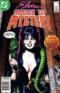 Elvira's House of Mystery
