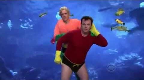 Craig Ferguson Dear Aquaman 4-29-2011