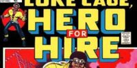 MARVEL COMICS: Proposed Luke Cage Hero For Hire 1992 movie