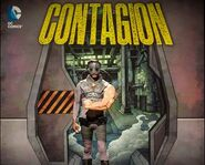 Face-off contagion