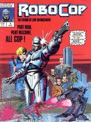 Robocop (1987) Comic