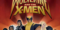 MARVEL COMICS: XAVIER ACADEMY (Wolverine & The X-Men)