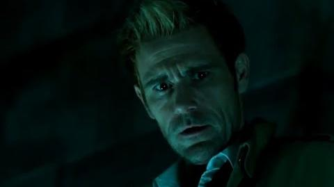 DC COMICS: NBC Constantine (s1 ep11 A Whole World Out There)