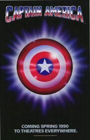 Captain America 1990