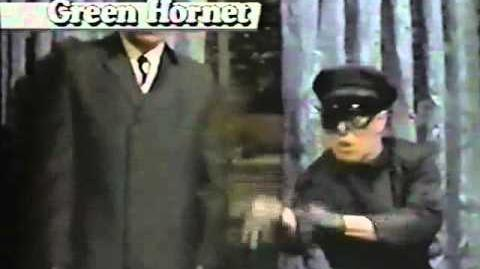 1966 Batman Intro to The Green Hornet