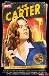 Agent carter movie poster