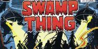 DC COMICS: Swamp Thing (Reboot Swamp Thing movie)