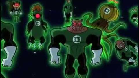 DC Comics: Green Lantern Corps
