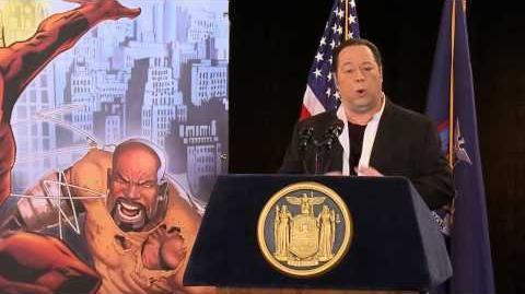 Marvel's Defenders Press Conference Highlights