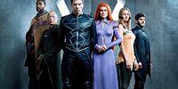 MARVEL COMICS: Marvel Cinematic Universe Inhumans