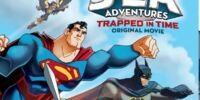 DC COMICS: Justice League (JLA Adventures: Trapped In Time)