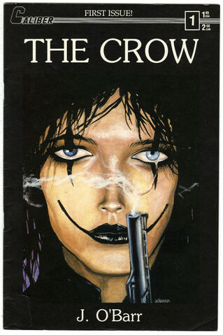 File:The crow issue 1.jpg