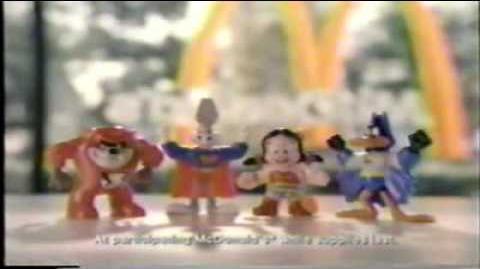 McDonald's Super Looney Tunes